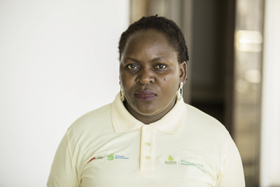 Namaganda Betty - Treasurer