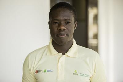 Ogolo Brian - General Secretary