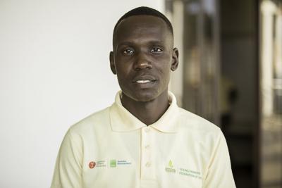 Semwanga Richard - President